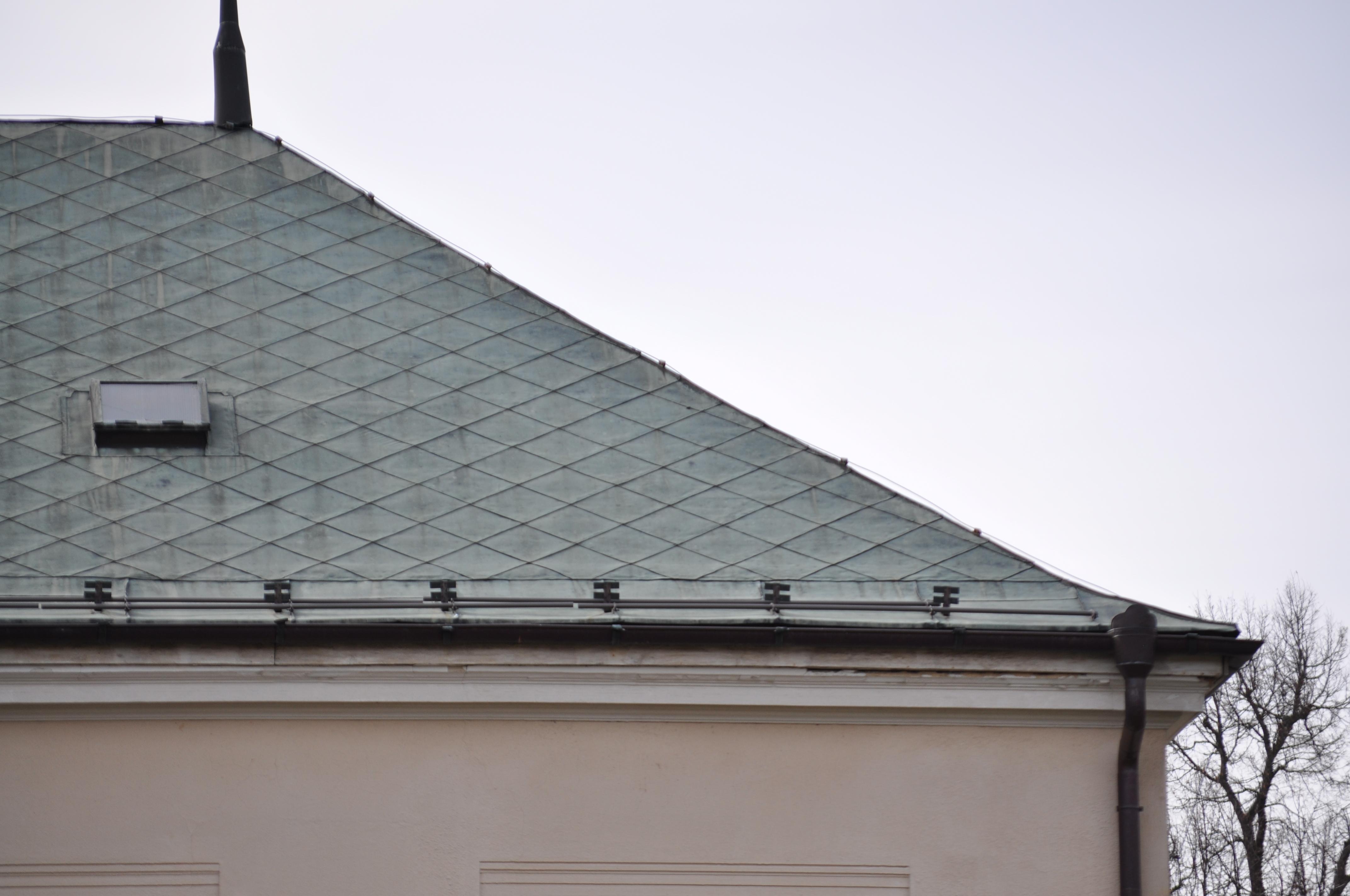 Opotrebovaná strecha