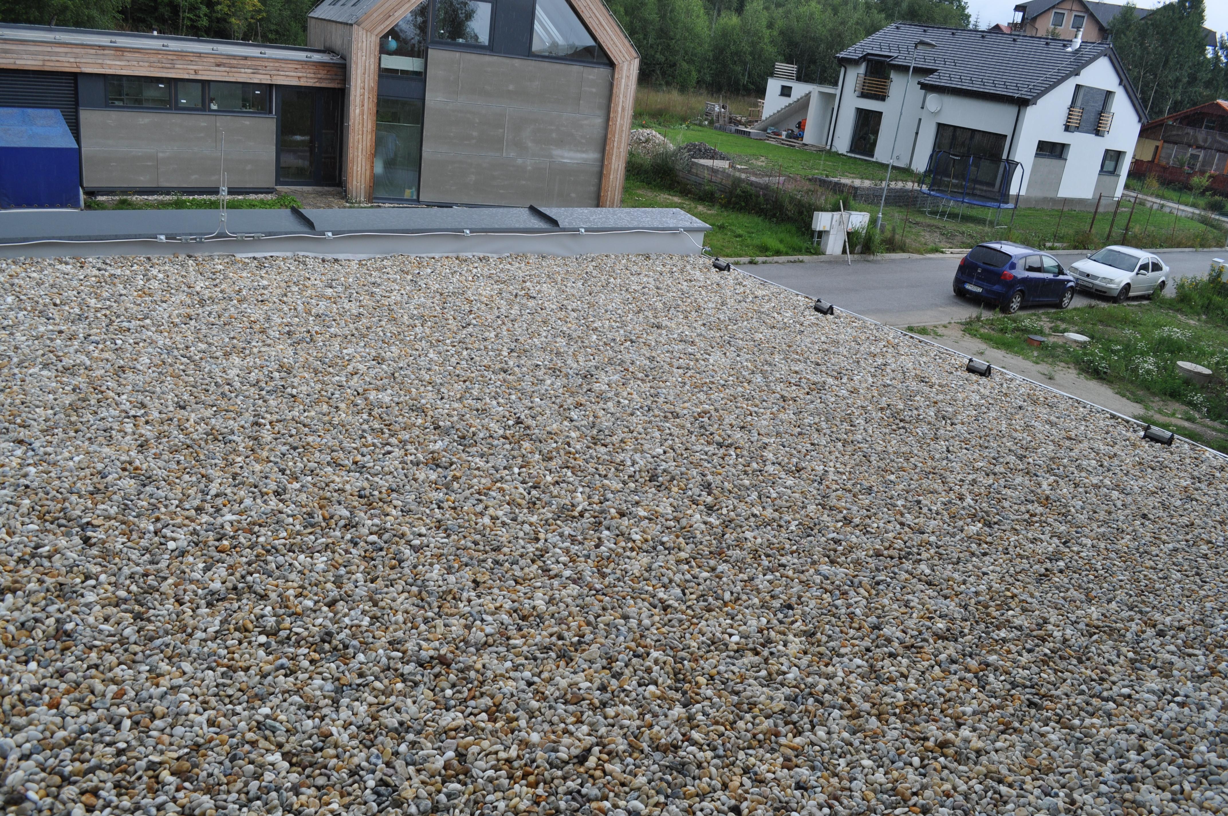 Rekonštrukcia plochej strechy