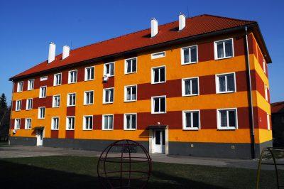 Zatepľovanie bytového domu Svit - Zníženie energetickej náročnosti objektu
